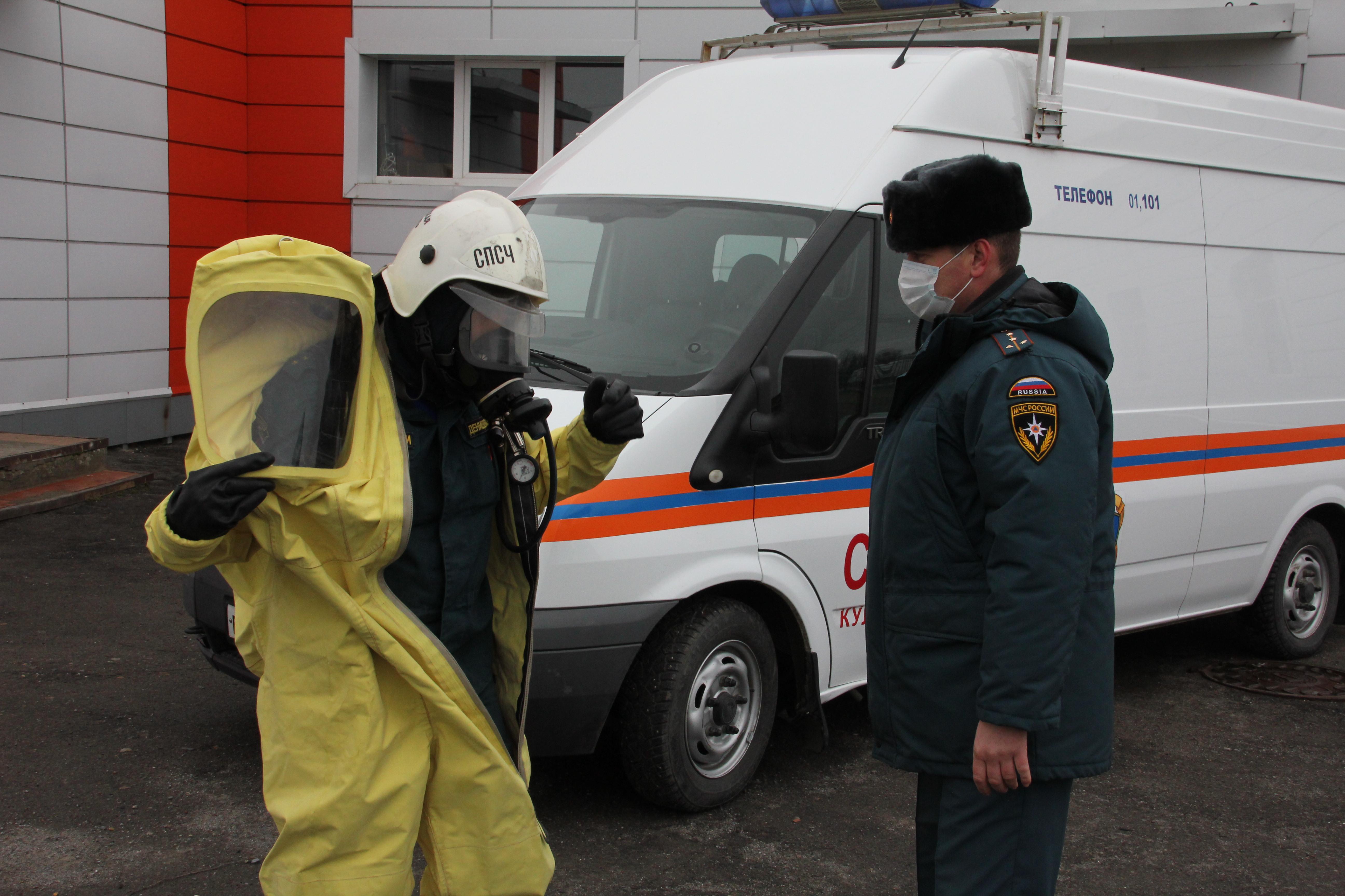 Роботы в помощь спасателям — МЧС России по Ростовской области