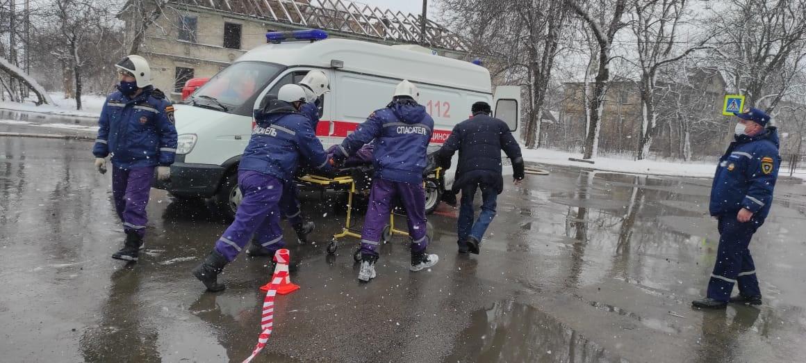 Готовность сил и средств РСЧС к реагированию на сезонные риски оценили в Гуково