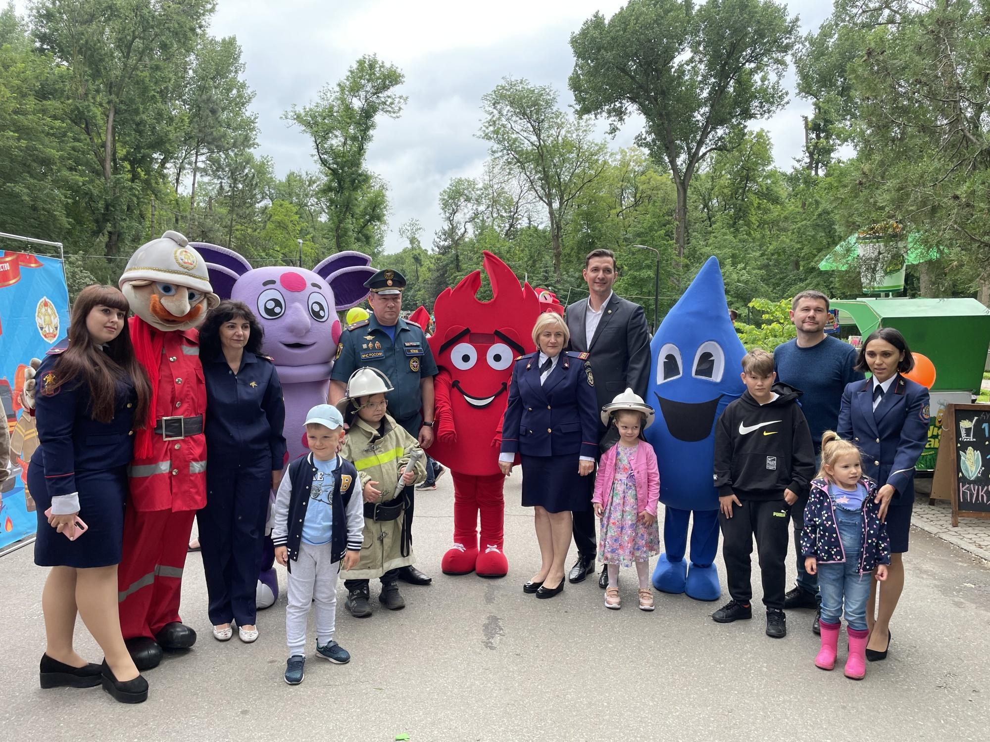 Проведем каникулы безопасно! — МЧС России по Ростовской области