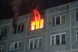 Пожар в жилом доме в Белокалитвинском районе